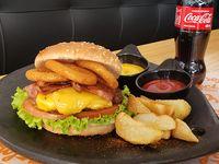 Project Burger en Combo