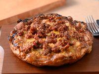 Tortilla de Picadillo de Chorizo