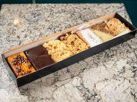 Caja de 7 barras dulces