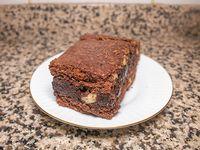Brownie Vegano (porción)