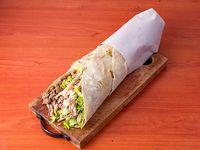Shawarma mixto al pan 32cm