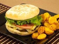 Combo Hamburguesa de Punta Anca