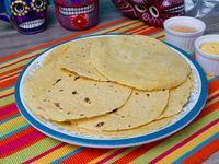 Tortillas de Maíz 14 cm x 15 unidades