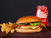 Combo Home Bidiray Burger
