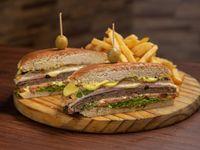 Bauru burger 3100 Sugerido para 2 personas