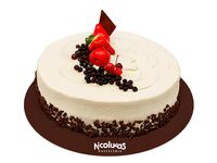 Torta Frutos Rojos 1/2 Lb (15 - 20 Porciones)