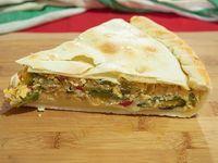 Tarta de zapallito (porción)