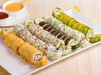 Promo de sushi 2 - 60 piezas mixtas