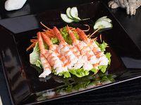 Sashimi de langostino (5 piezas)