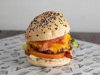 Speck burger