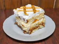 Torta tipo Balcarce  (cuadrado de torta)