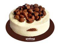 Torta de Chocolate 1/6 Lb (4 - 6 Porciones)