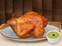 Promo Pollo + Salsa de la Casa