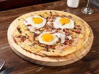 Pizzeta puerca