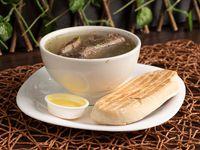 Caldito de Costilla + Pan