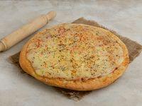 Pizza muzzarella + Fainá