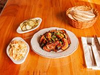 Hatzilim (berenjenas fritas)