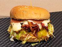 1 Hamburguesa Especial + Gaseosa 400ml