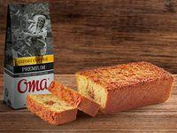Torta Almojábana + Café Exportación Molido 250gr