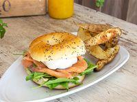 Sándwich salomón