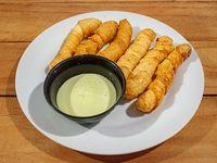 Tequeños de queso (6 unidades)