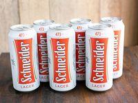 Promo 2 - Cerveza Schneider 473 ml - Pack x 6