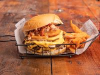 La diputada Burger