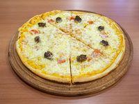Pizza kebab grande