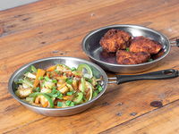 Combo - Wok Pollo con pollo fritos