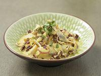 Ceviche thai al curry
