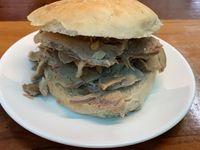 Sándwich lomito