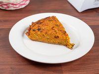 Tarta de zanahoria, zapallito y puerro