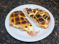 Sándwich tostado mixto
