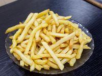 Porción papas fritas 400 gramos