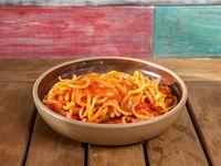 Spaghettoni amatricina