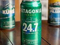 Cerveza Patagonia en lata 500 ml