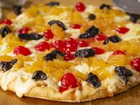 Pizza Dulce Personal Tropical