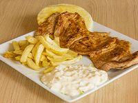 Carne Asada de Res, Cerdo y Pollo