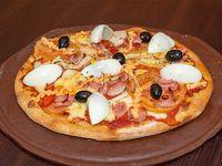 Pizza gran Esparta chica