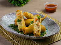 Spring Roll vegetariano