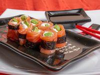 Geishas de salmón (8 unidades)