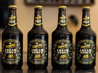 Cerveza Imperial 500 ml Cream Stout (4 unidades)