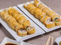 Promo - Aloha ( 40 piezas tempura)
