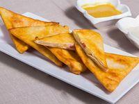 Empanadas de jamón y queso (5 unidades)