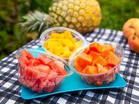 Porciones de Fruta Mixta
