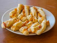Palitos de jamón y queso