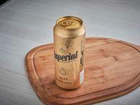 Cerveza Imperial en lata 473 ml