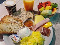 Desayuno - Americano