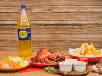 Combo - Pollo entero + bebida 1.5 L