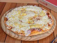 Pizza cuatro quesos (42 cm)
